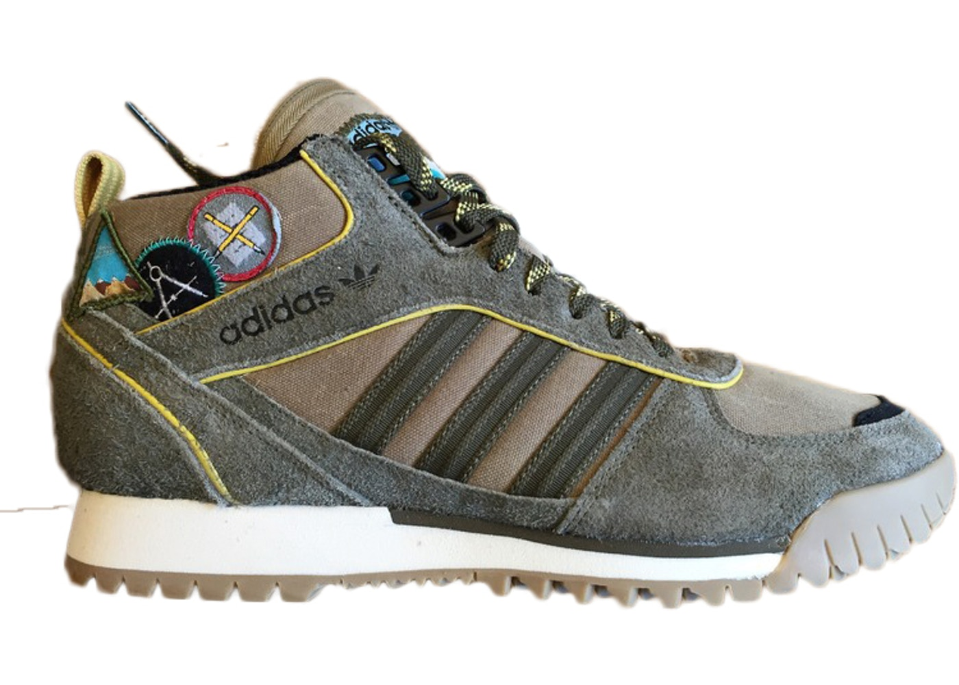 9cbc0431f Sell. or Ask. Size 9. View All Bids. adidas ZX Trail Mid Extra Butter Scout  Leader