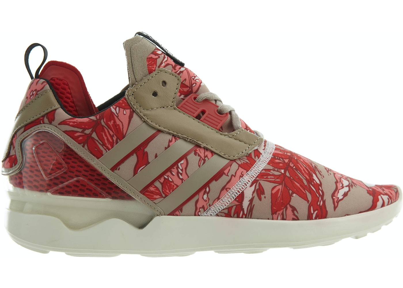 innovative design 59cc1 c9fd1 adidas Zx 8000 Boost Pink/Red-Grey