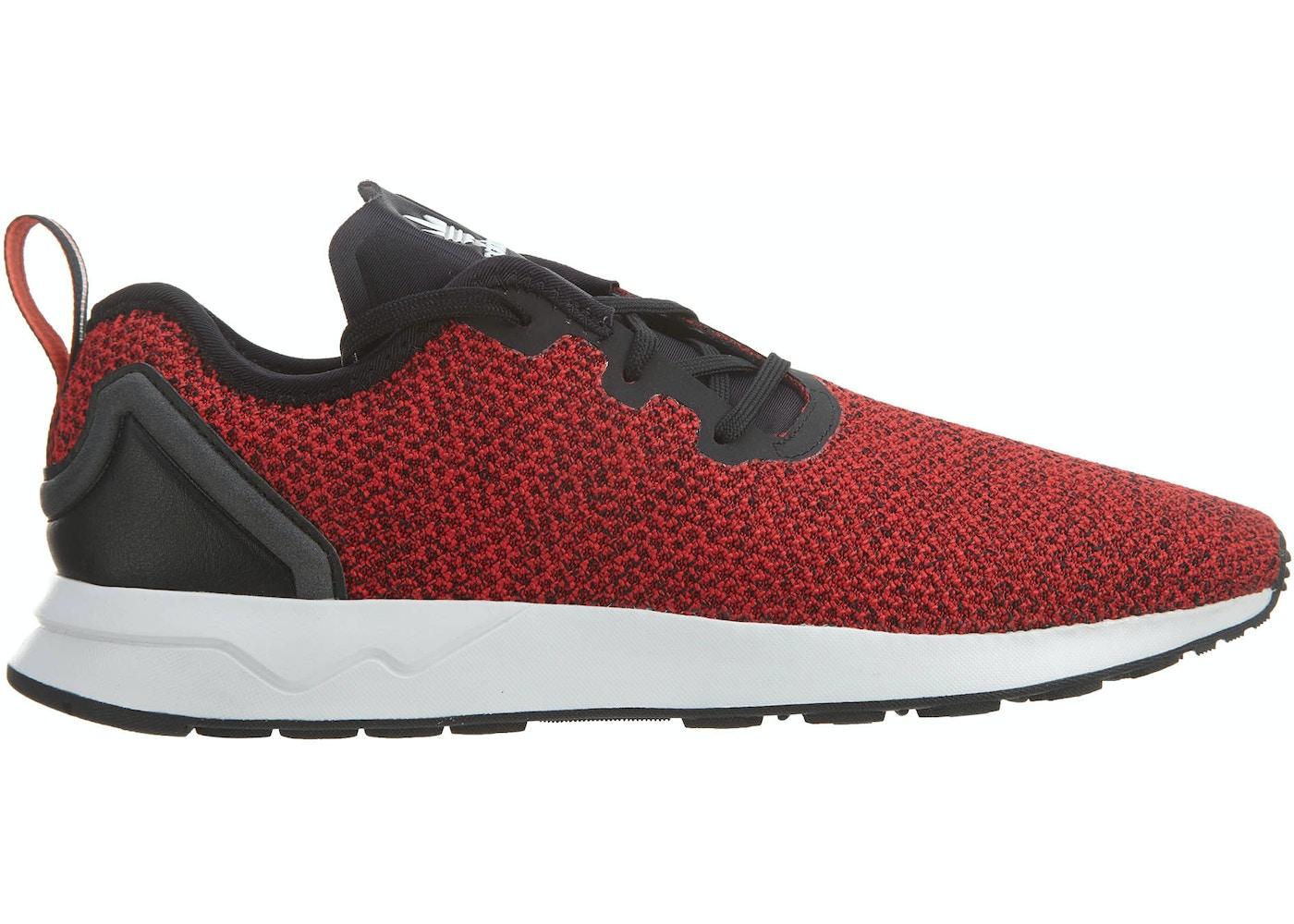 promo code 120a0 86e87 adidas Zx Flux Adv Asym Red/Ftwwhite/Cblack