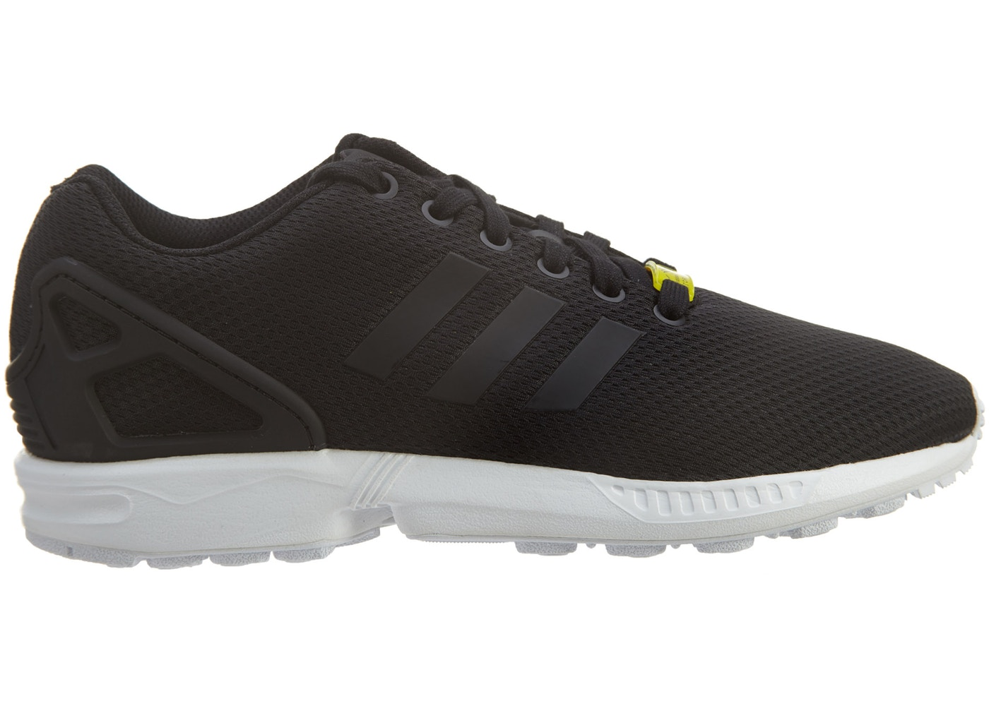 super popular 59124 3dc0d adidas Zx Flux Black/White