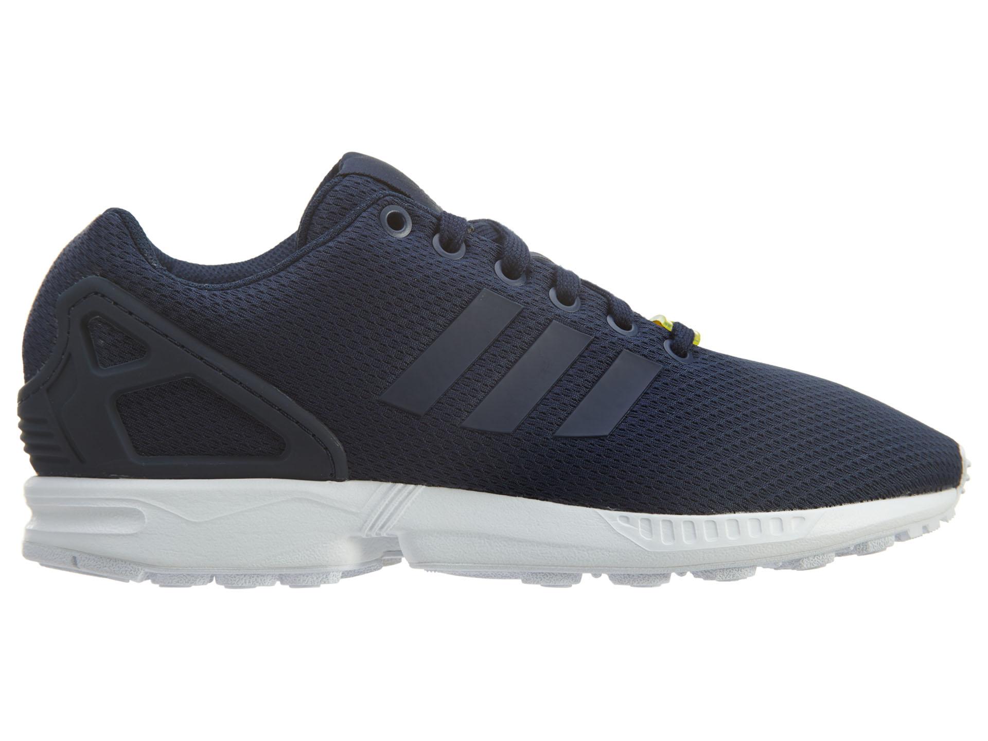 quality design 9e8a7 9730f ... official adidas zx flux dark blue core white 26862 cd97d