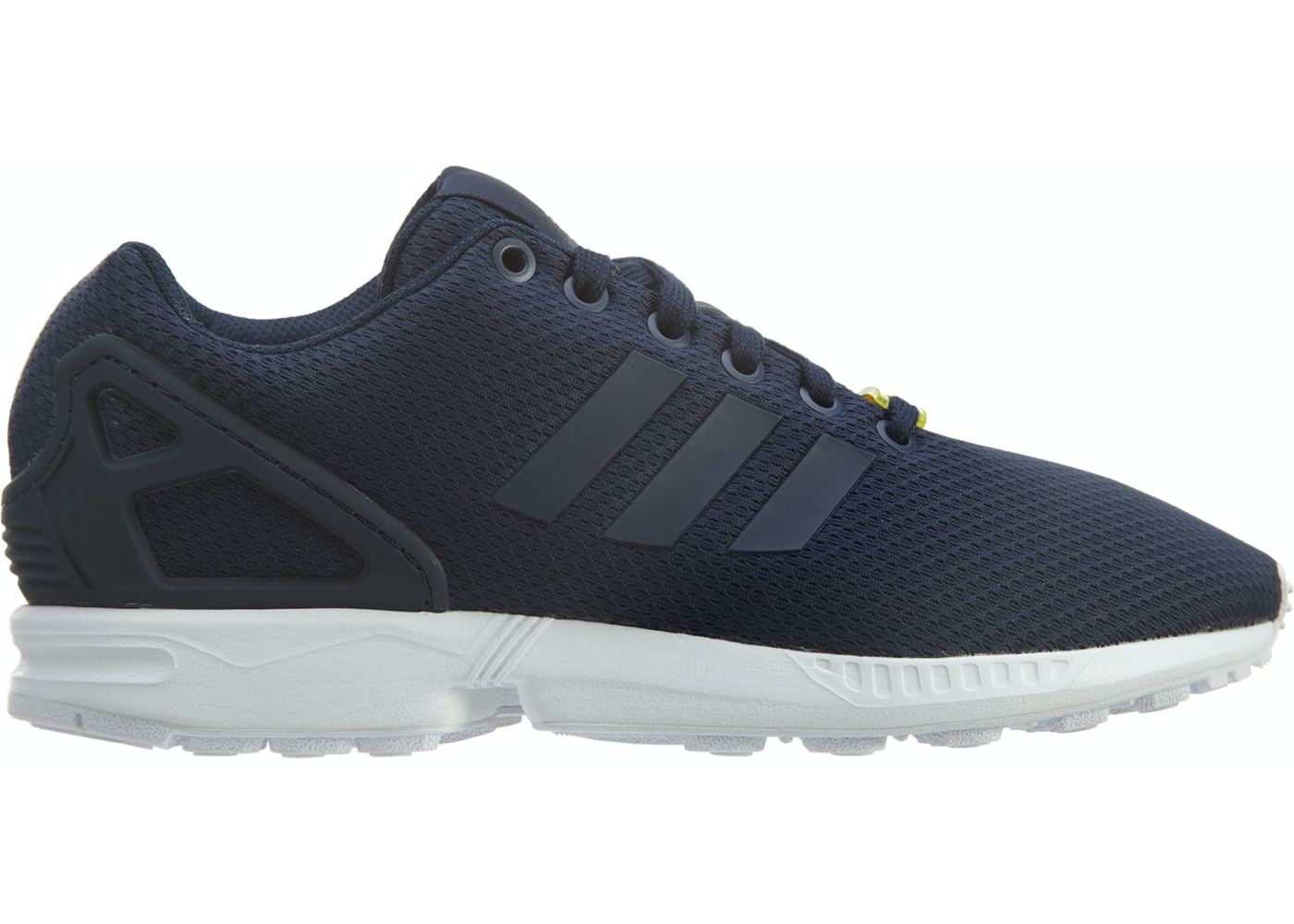 624ef5d7bb8a6 adidas Zx Flux Dark Blue Core White - M19841