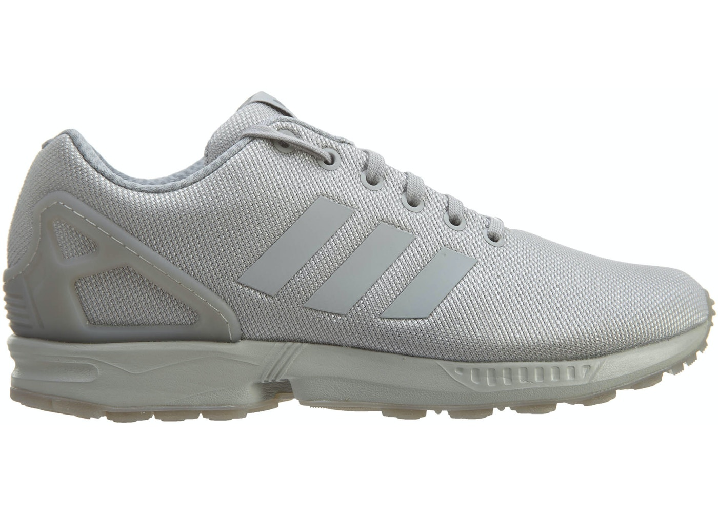 save off d551e 91145 adidas Zx Flux Solid Grey Solid Grey Solid Grey - AQ3099