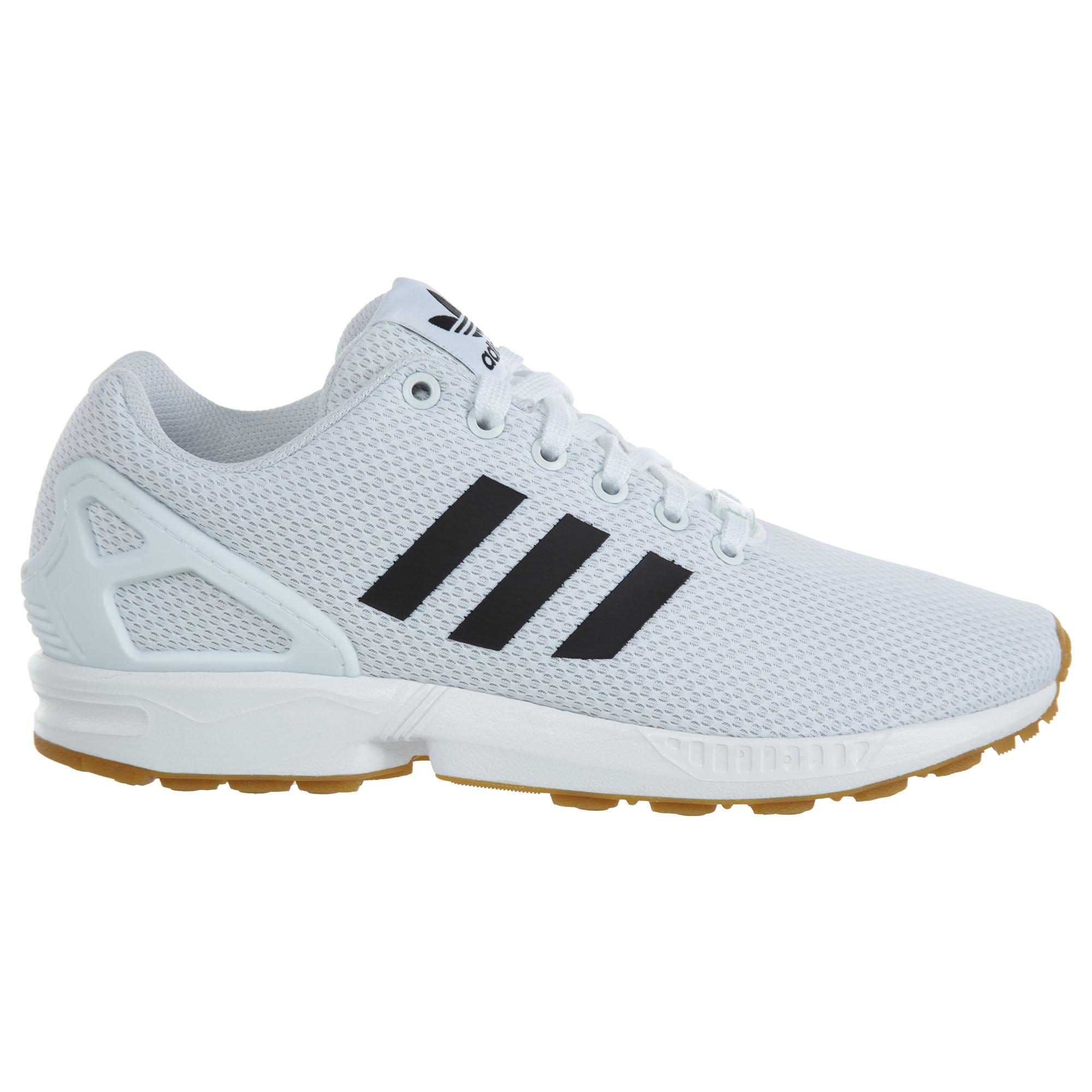 af8fe6fb0d4d ... closeout adidas zx flux white black gum3 de1ca e6371 ...