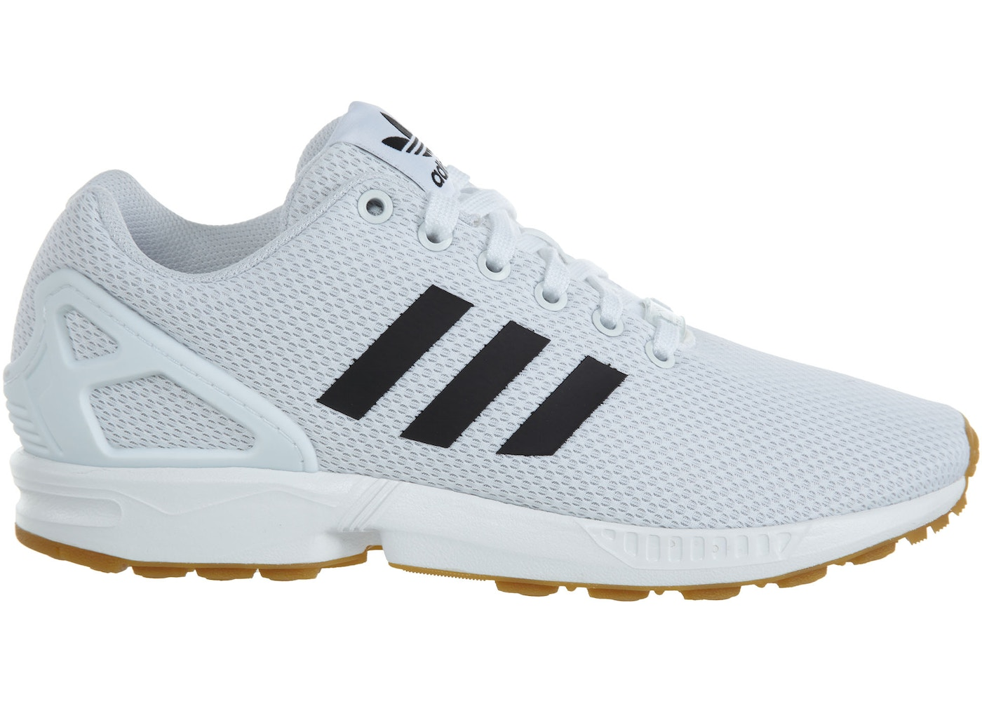 3e634d849f Sell. or Ask. Size --. View All Bids. adidas Zx Flux White/Black-Gum3