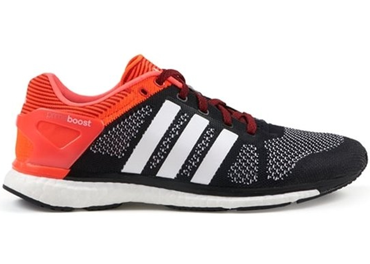 new arrival 14d68 f4eae Sell. or Ask. Size --. View All Bids. adidas adiZero Prime Boost Core Black  Solar Red
