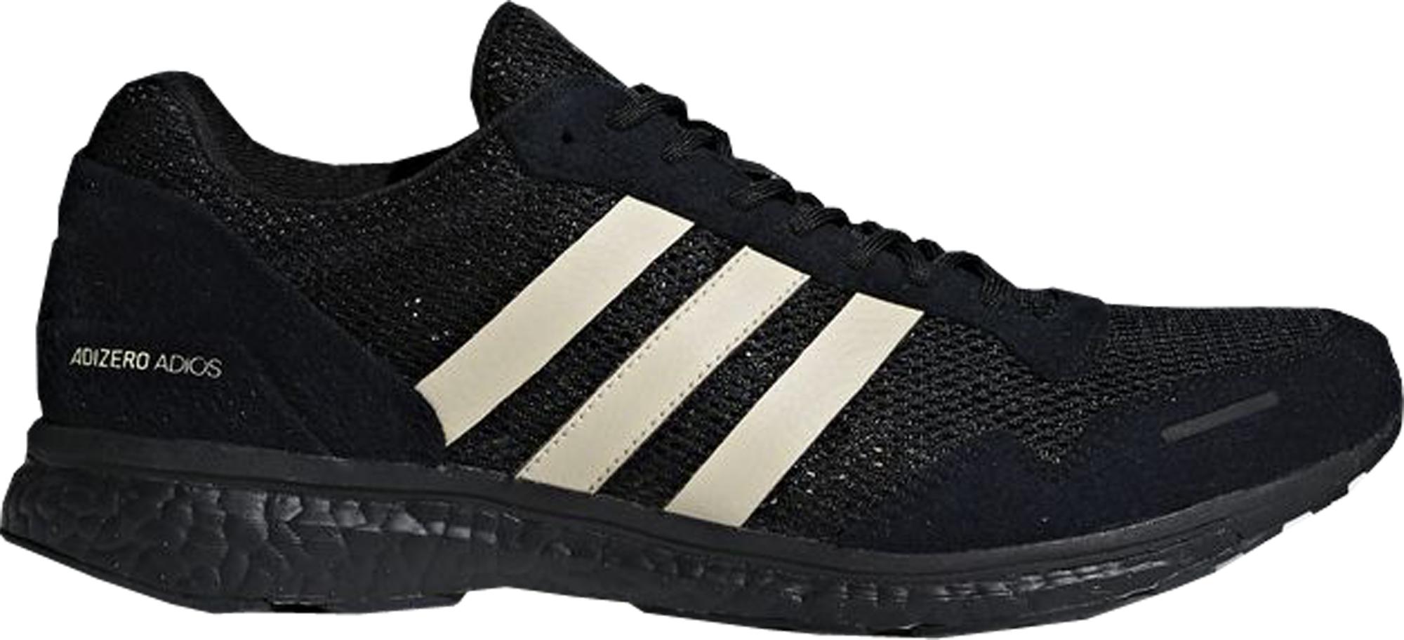 adidas adiZero adios 3 Undefeated Black