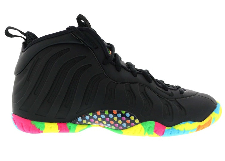 Men s Nike Air Foamposite One Abalone Black ...Walmart