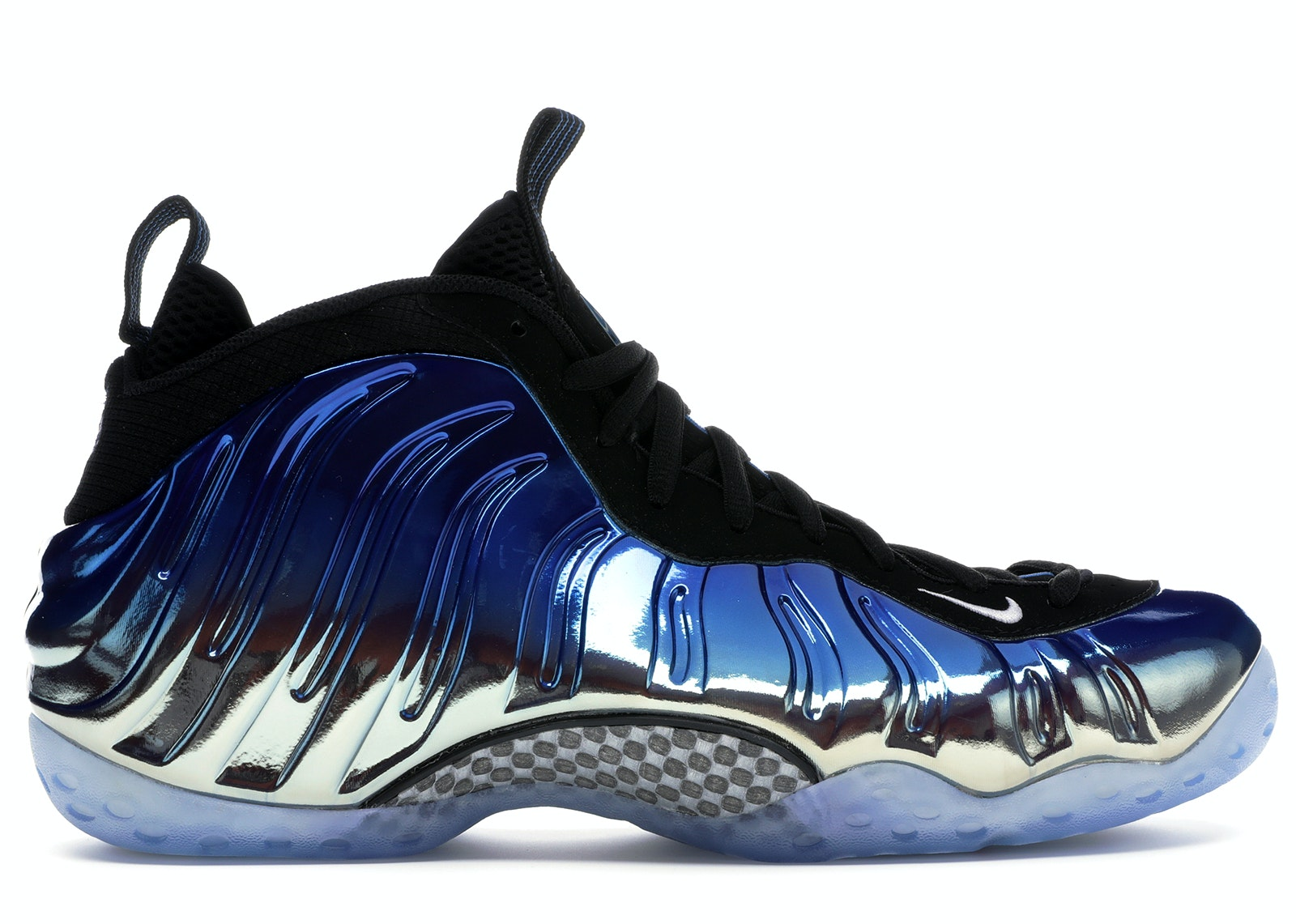 Air Foamposite One Blue Mirror