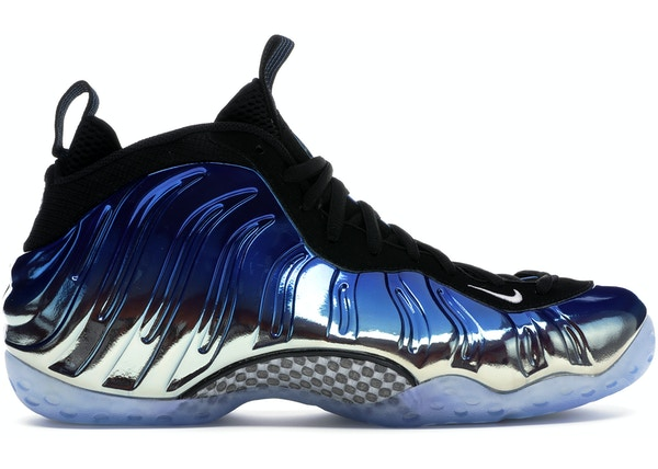 sneakers for cheap 55039 f2818 Air Foamposite One Blue Mirror - 575420-008