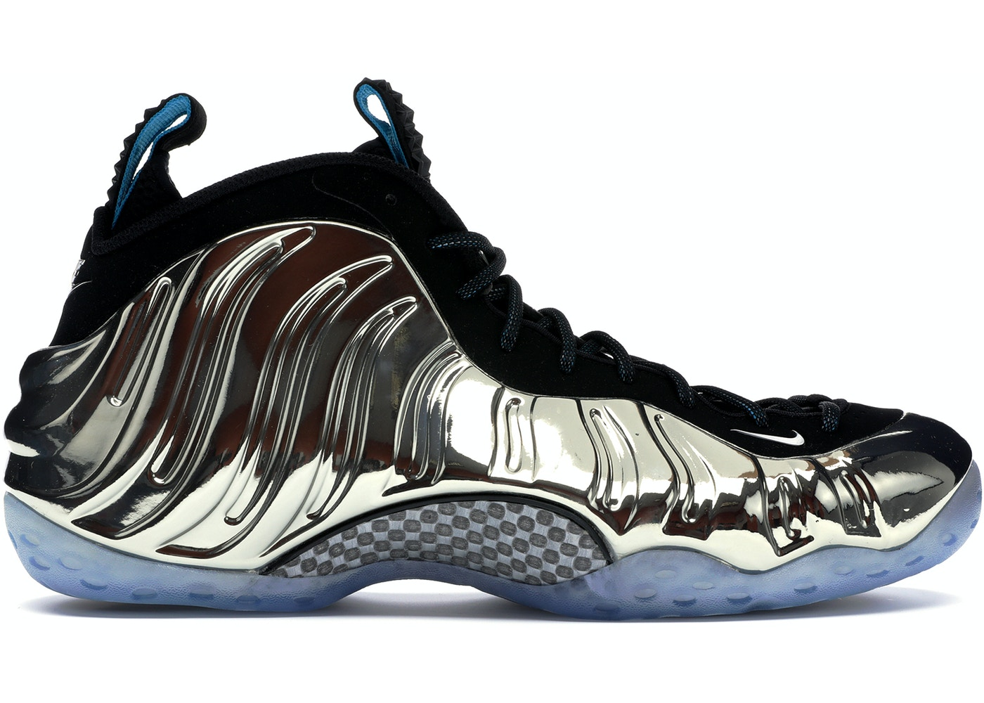 52f15edd3eb Air Foamposite One Chromeposite - 744306-001
