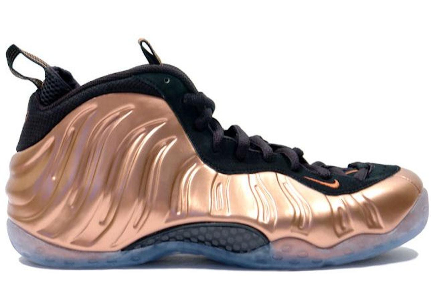 separation shoes 42b3e c23df Air Foamposite One Copper