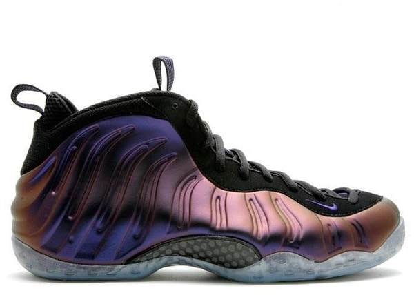 official photos aad48 d7d49 Air Foamposite One Eggplant - 314996-051