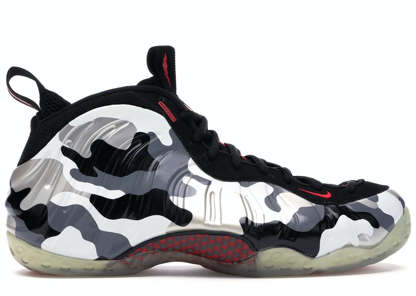 Fear of God Nike Air Foamposite One Black Glow Release ...
