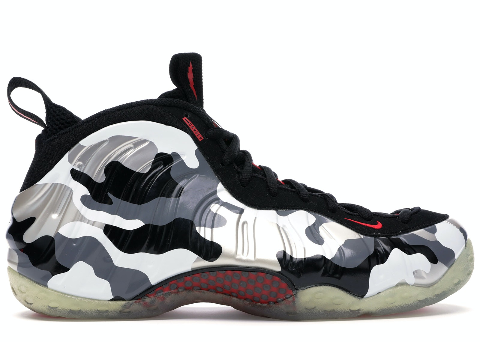 Air Foamposite One Fighter Jet