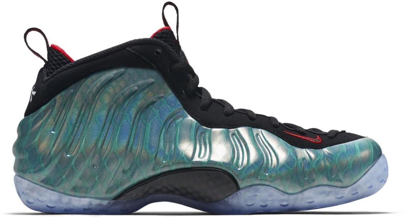 Air Foamposite One Gone Fishing