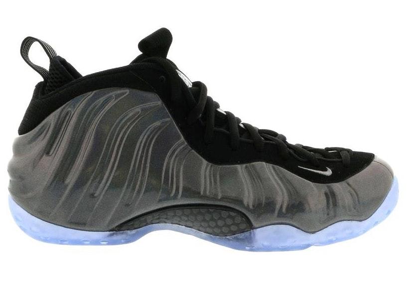 Nike Air Foamposite One Shine Dark Stucco Black ... eBay