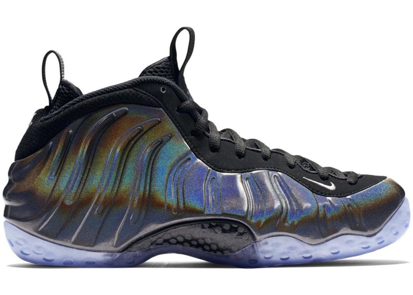 sale retailer 1f22d 37c3f Air Foamposite One Hologram