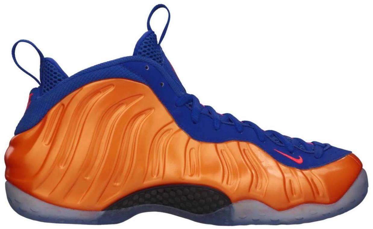 Foamposite One Knicks