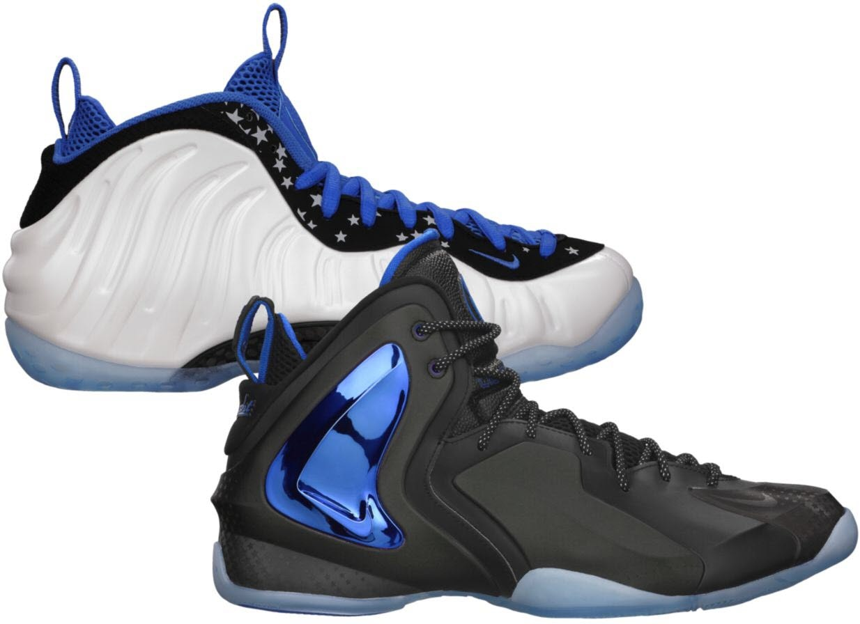 Air Foamposite One Shooting Stars Pack