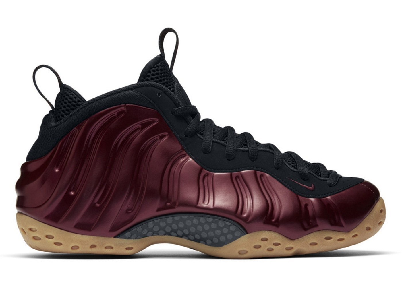 750860182463e Air Foamposite One Maroon - 314996-601