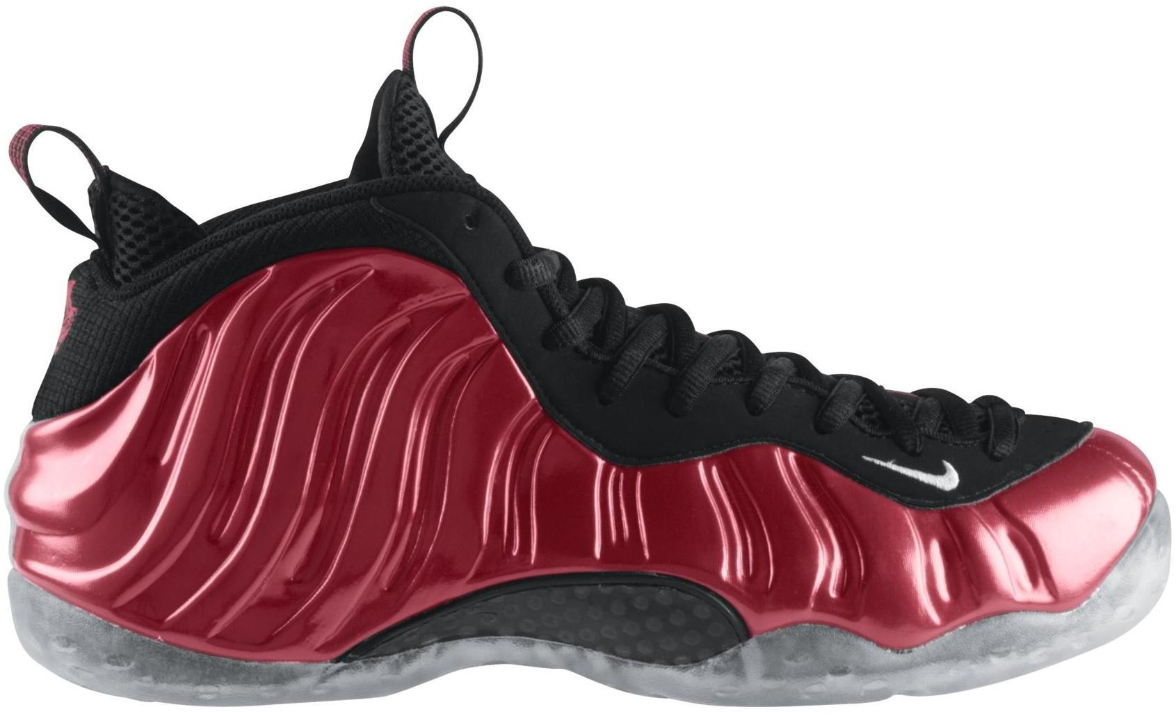 Air Foamposite One Metallic Red (2012)