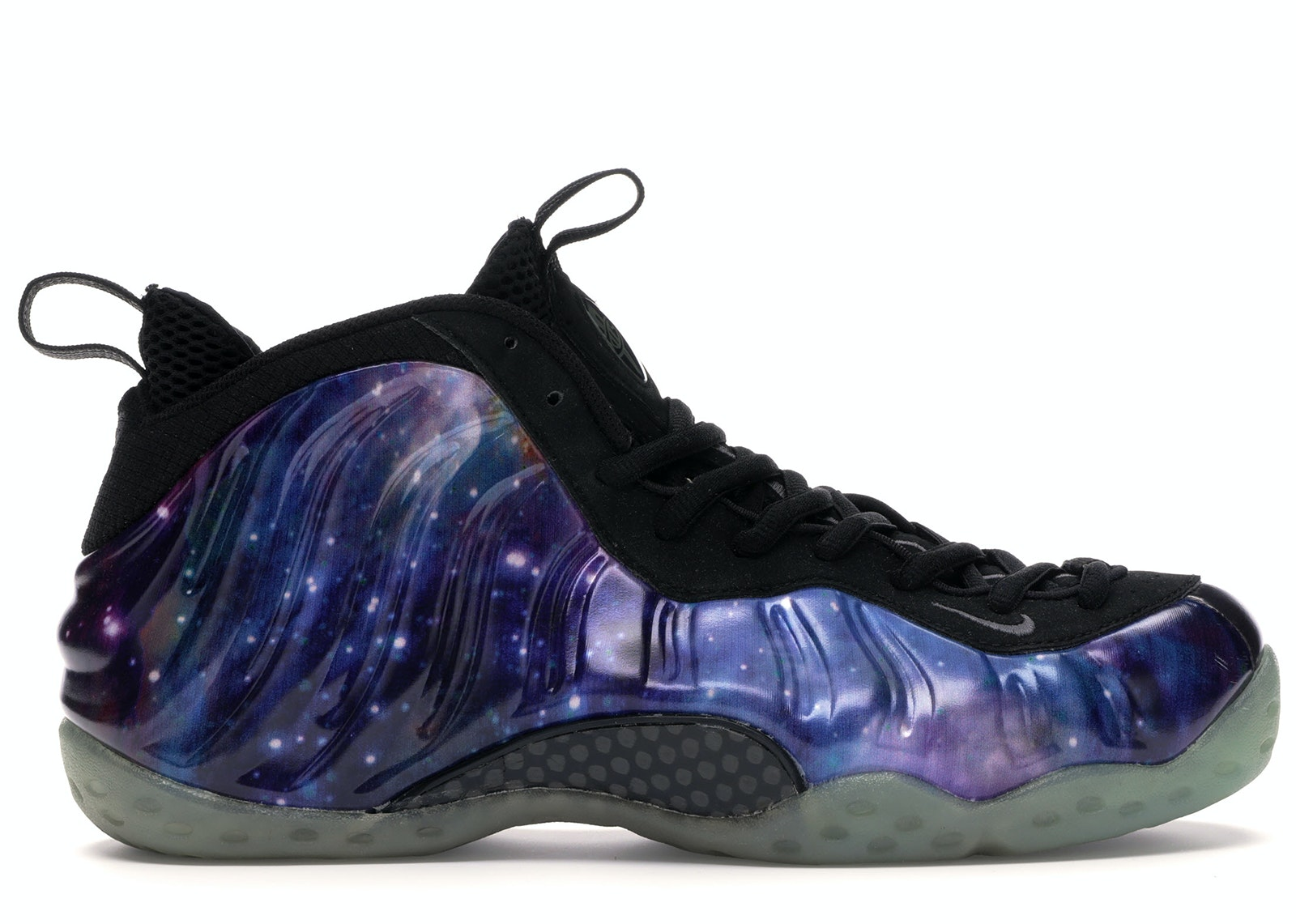 Nike foamposite Abalone? On feetYouTube
