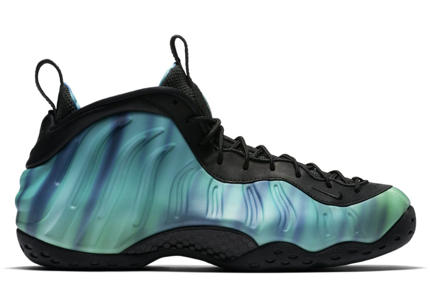 best loved 7e78f f5a92 Air Foamposite One Northern Lights (GS) - 842399-001