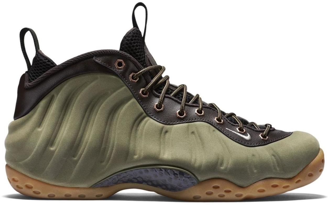 Foamposite One Olive