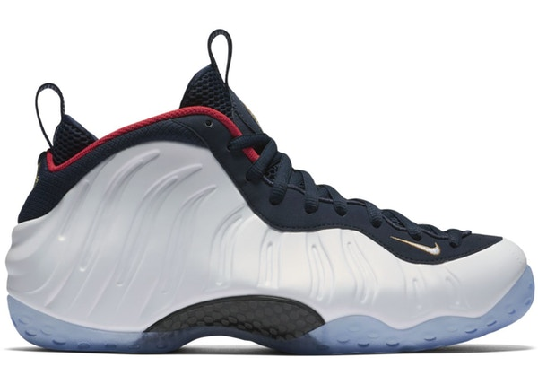 976111fda10 Air Foamposite One Olympic - 575420-400