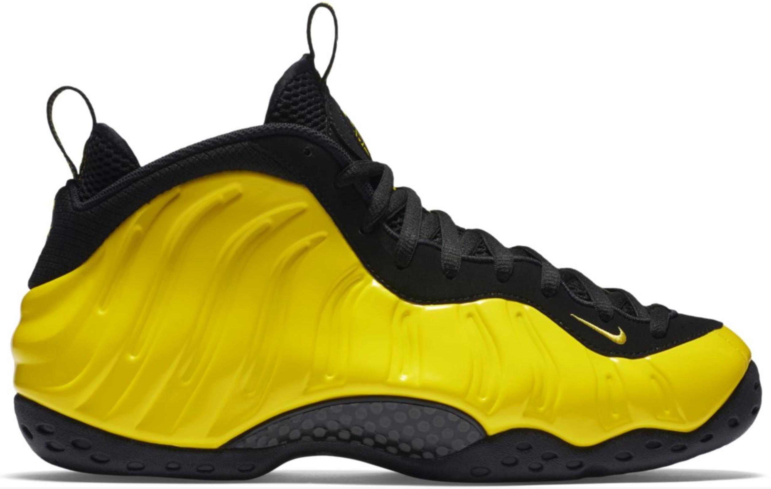 Air Foamposite One Wu-Tang Optic Yellow