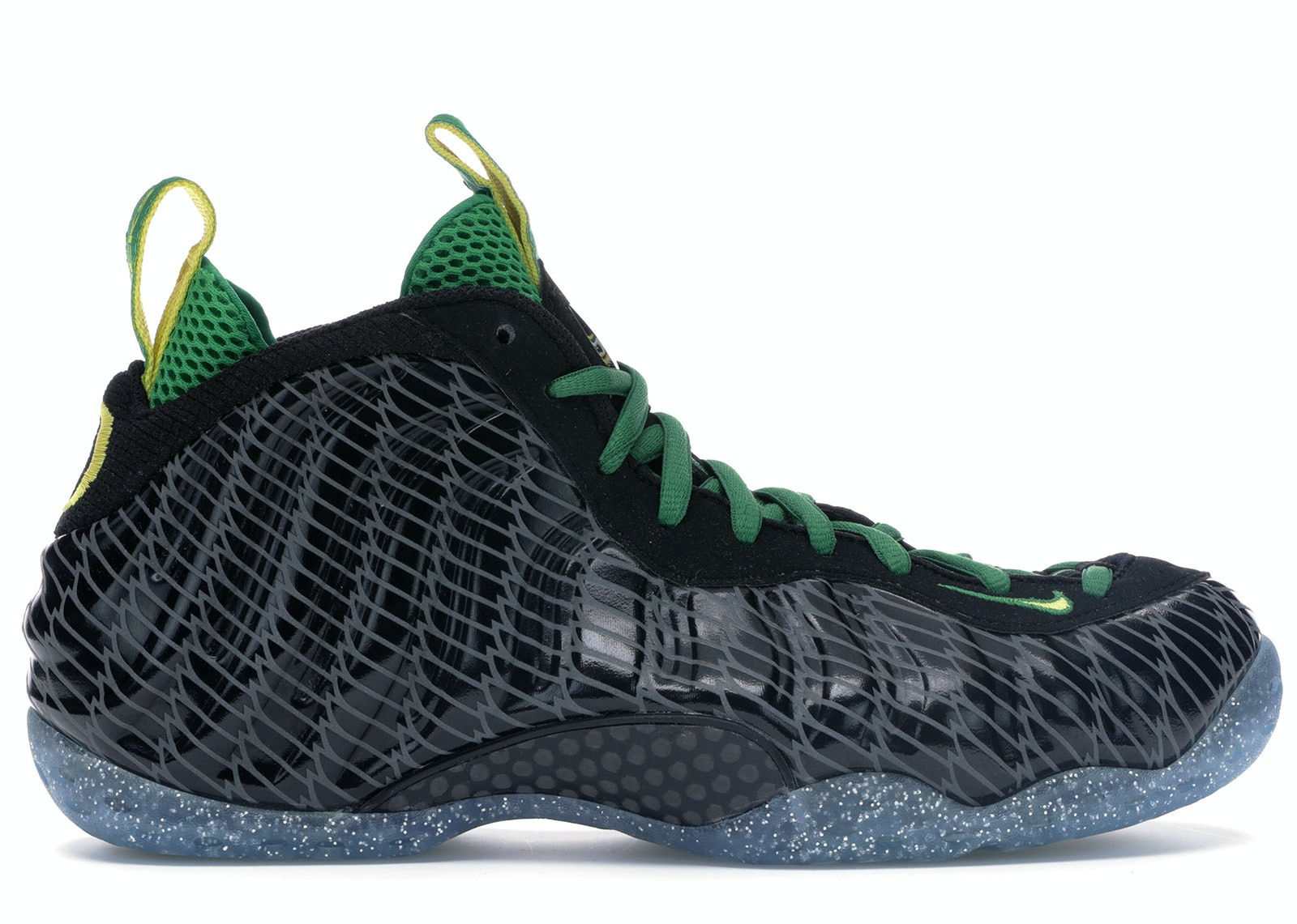 Newest Nike Air Foamposite One PRM Abalone Black ...