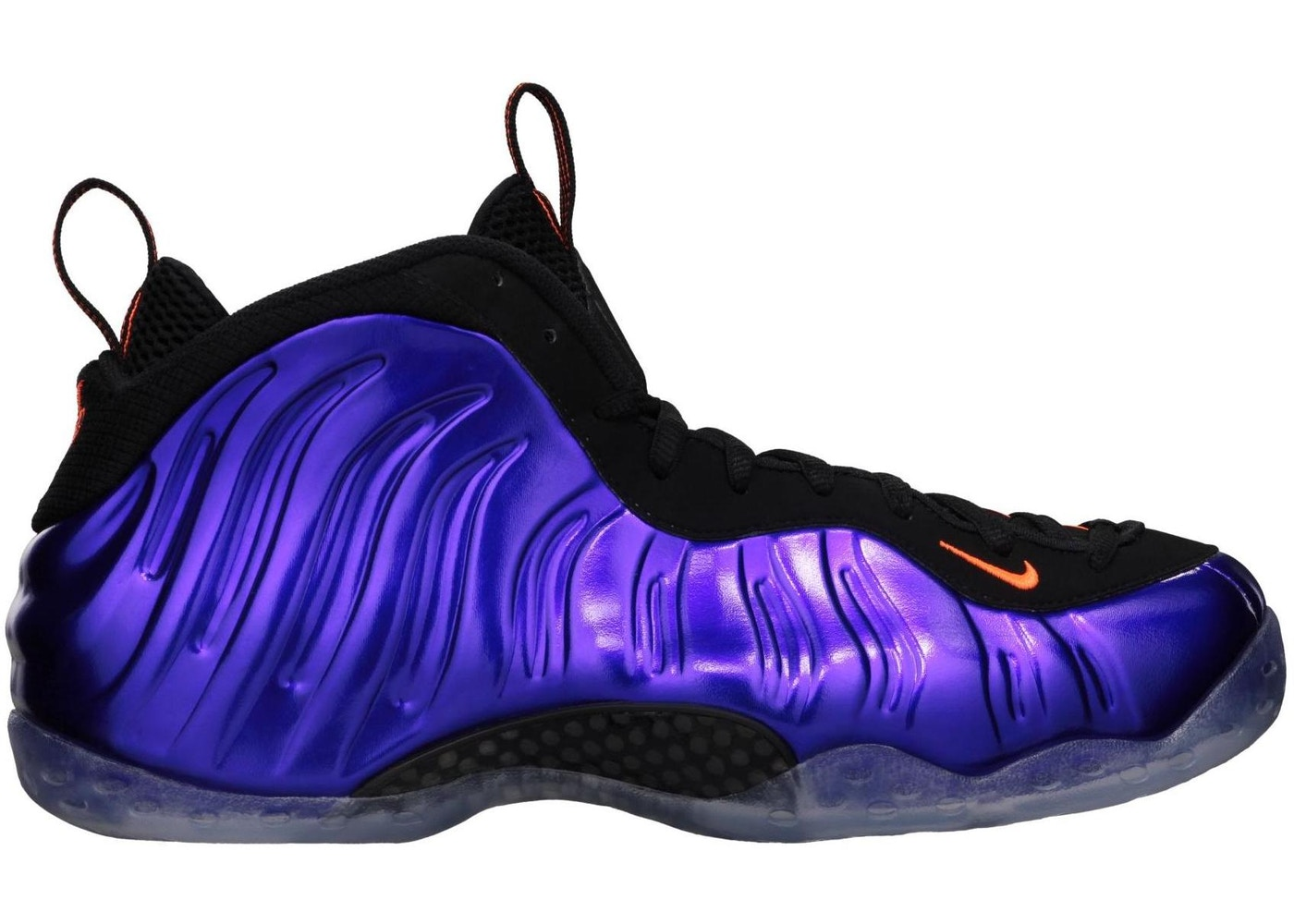 Nike Foamposite 1 Shoes - Average Sale Price 80bfdbc8f25a
