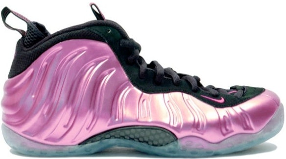 Foamposite One Pearlized Pink