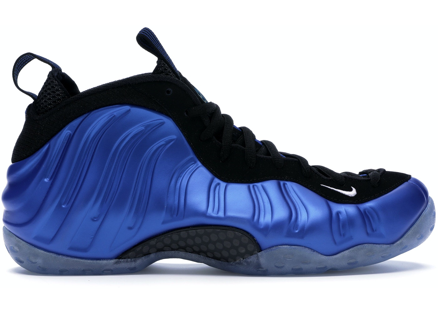 big sale 9d561 3e52b Air Foamposite One Royal Blue XX 20th Anniversary (2017) - 895320-500