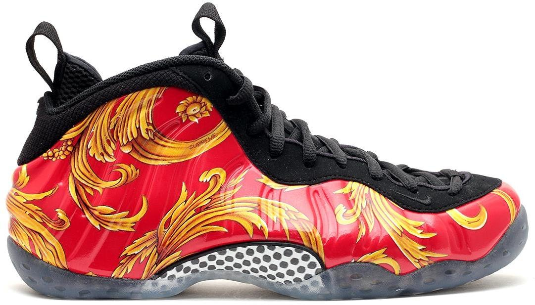 Foamposite One Supreme NYC Red