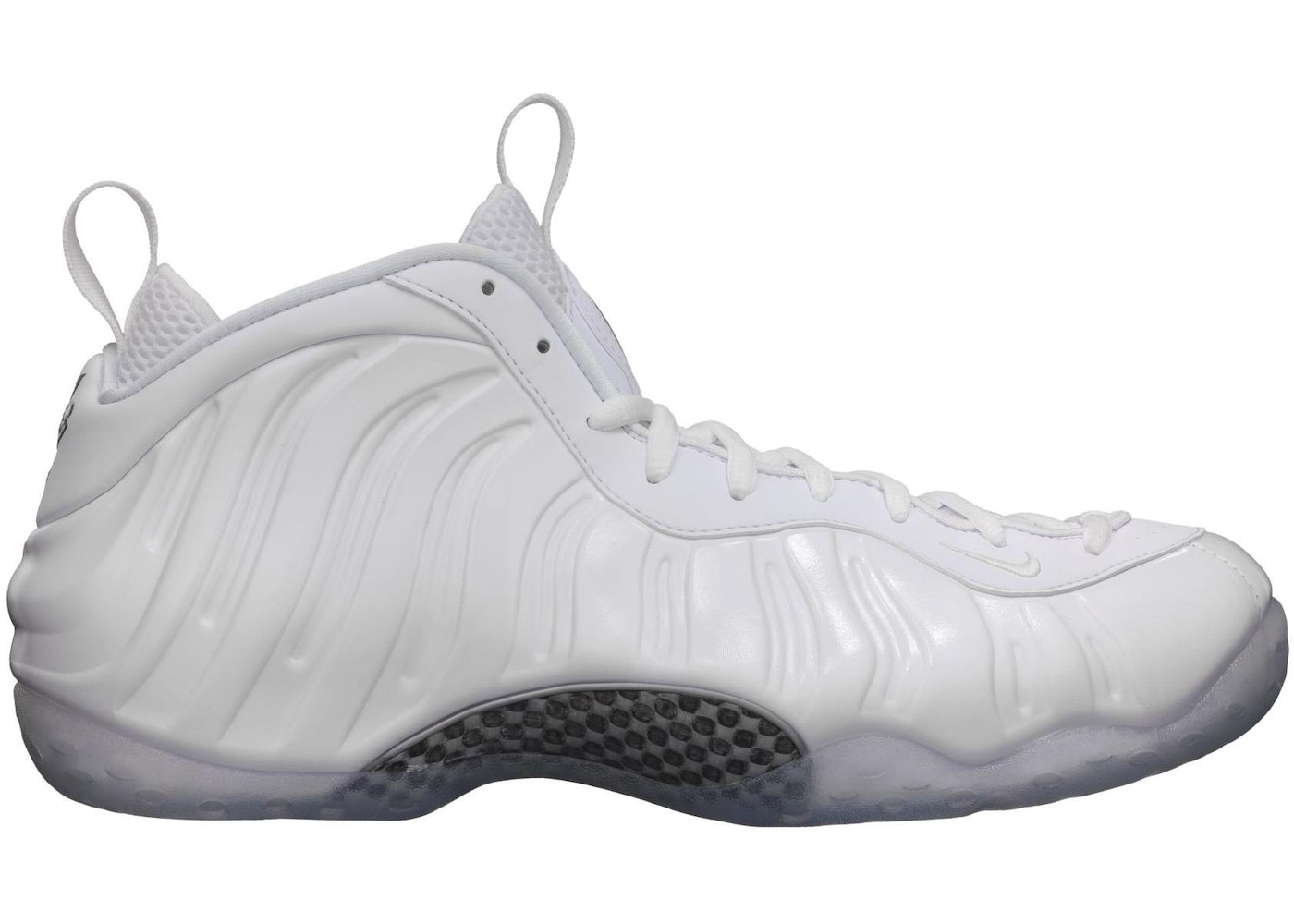 buy online 25bad 3eb73 Air Foamposite One White Out - 314996-100