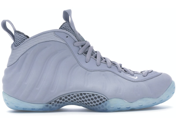 premium selection f63f9 8ee2d Air Foamposite One Wolf Grey Suede