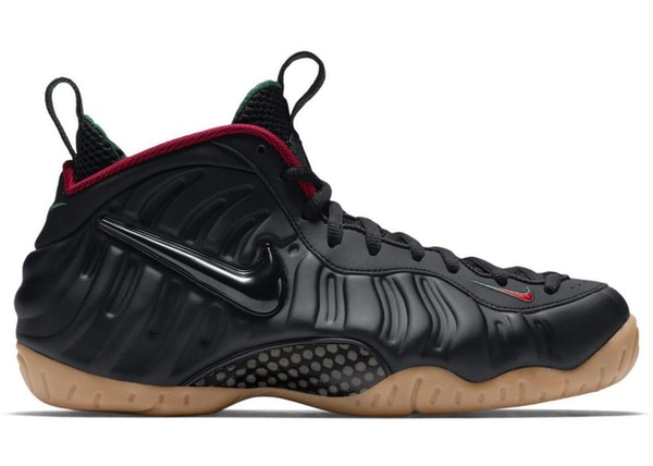 new products 304a3 4b539 Air Foamposite Pro Gucci - 624041-004