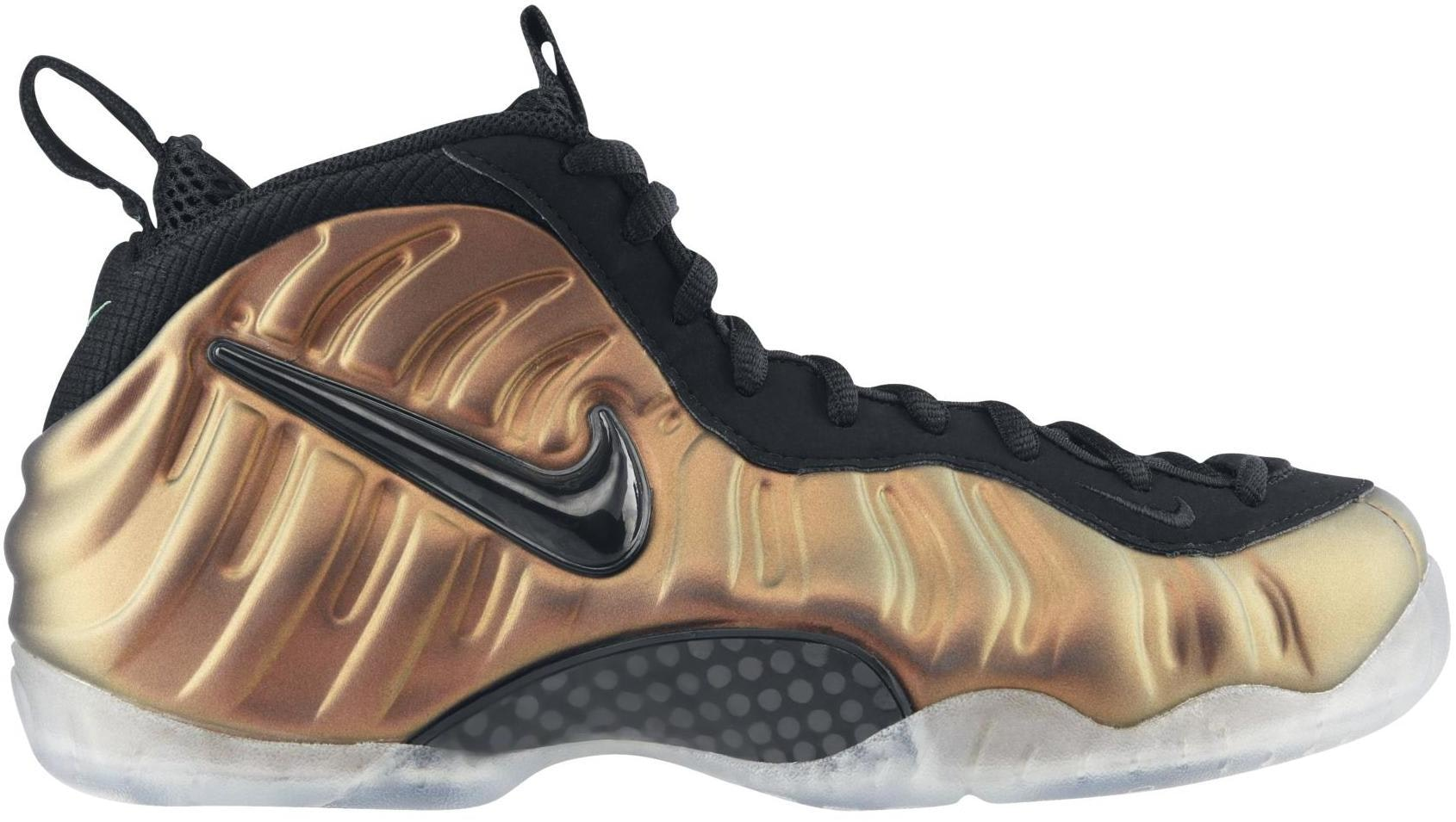 Air Foamposite Pro Gym Green