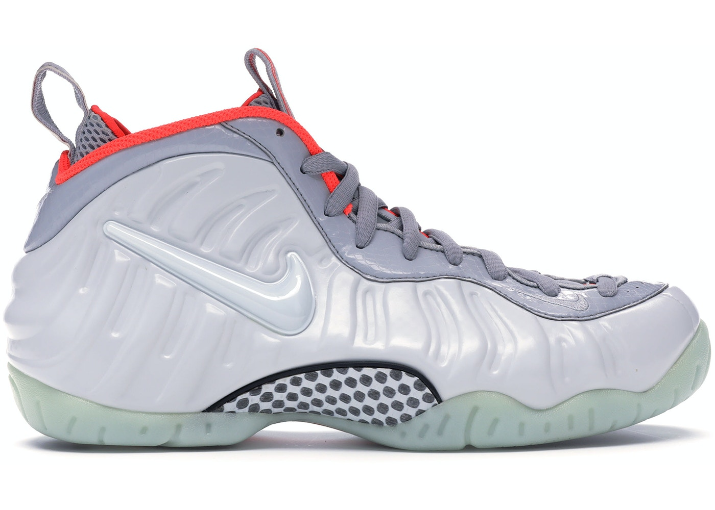 ae7115d3993 Air Foamposite Pro Pure Platinum - 616750-003
