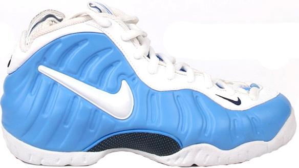 Nike Air Foamposite Pro University Blue