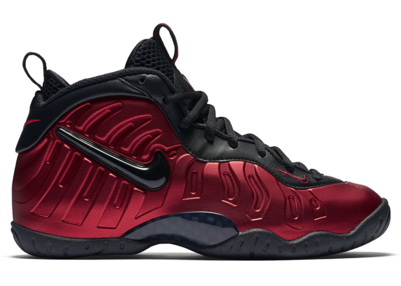 f293132bc563e Air Foamposite Pro University Red (GS) - 644792-604