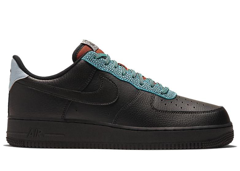 Nike Air Force 1 '07 LV8 Black - CK4363-001