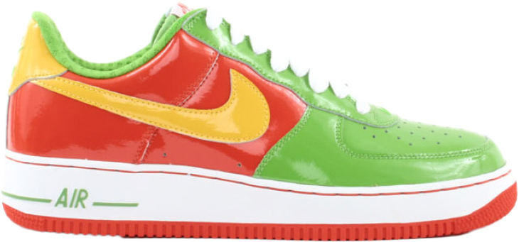 Pre-owned Nike Air Force 1 Low Citrus