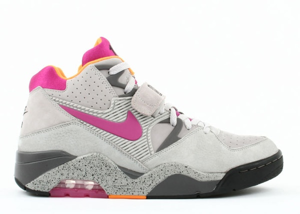 designer fashion c02aa bbe0c Air Force 180 Pearl Grey Rave Pink