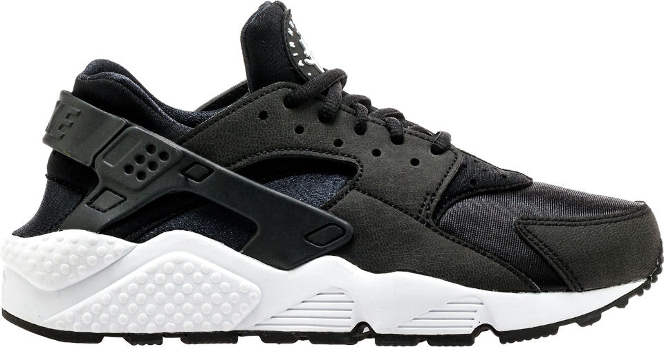 Air Huarache Black White (W)