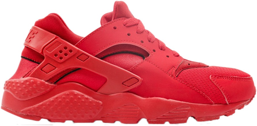 Air Huarache Triple Red (GS)