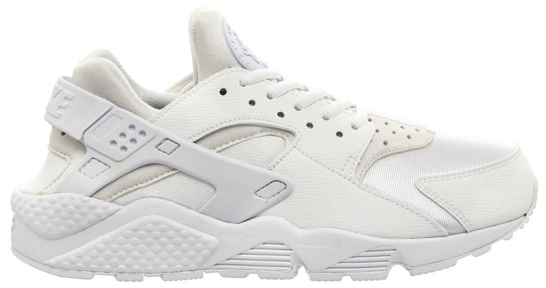 Nike Air Huarache Triple White (W