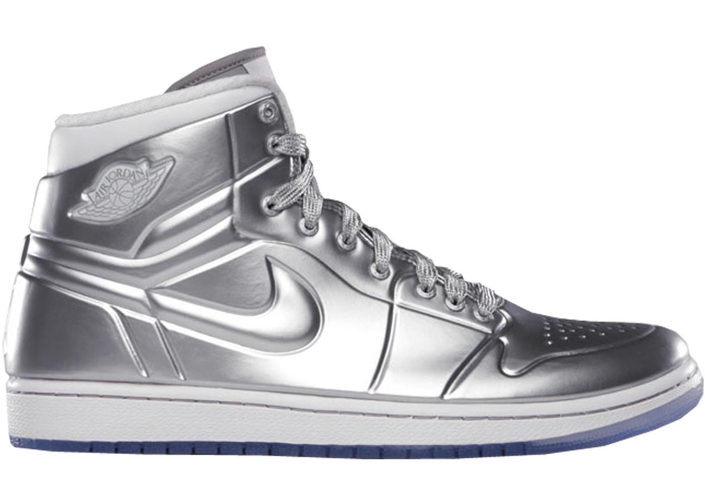 free shipping 814b6 38c49 Jordan 1 Anodized Silver